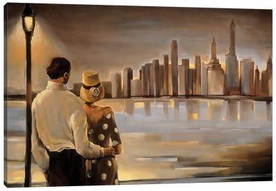 Reflections IV Canvas Art Print