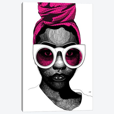 Ifunanya Canvas Print #TBJ18} by Ohab TBJ Canvas Print
