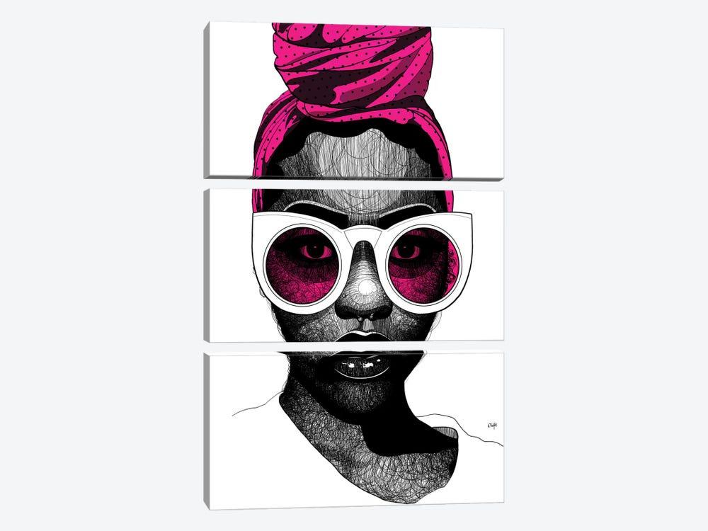 Ifunanya by Ohab TBJ 3-piece Canvas Art Print
