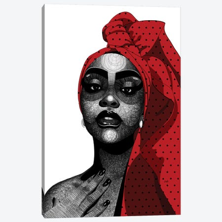 Lihle Canvas Print #TBJ19} by Ohab TBJ Canvas Art Print