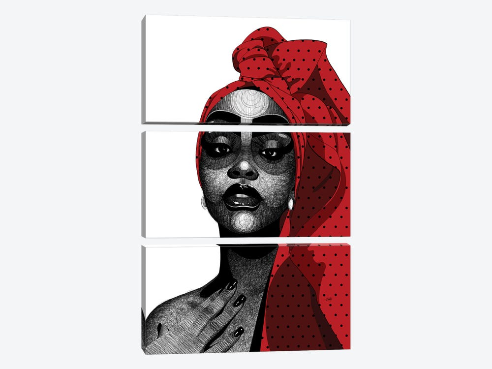 Lihle by Ohab TBJ 3-piece Canvas Wall Art