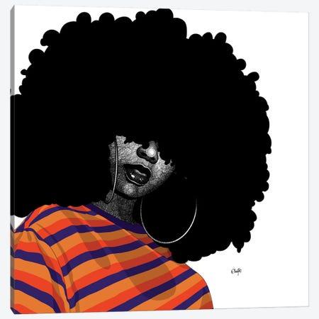 Nadira Canvas Print #TBJ22} by Ohab TBJ Canvas Artwork