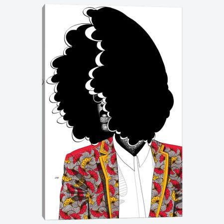 Obiajulu Canvas Print #TBJ26} by Ohab TBJ Canvas Print
