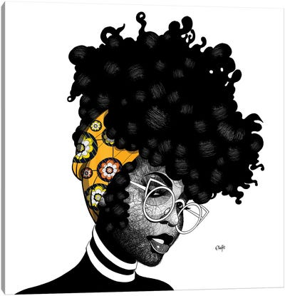 Xxtra Canvas Art Print