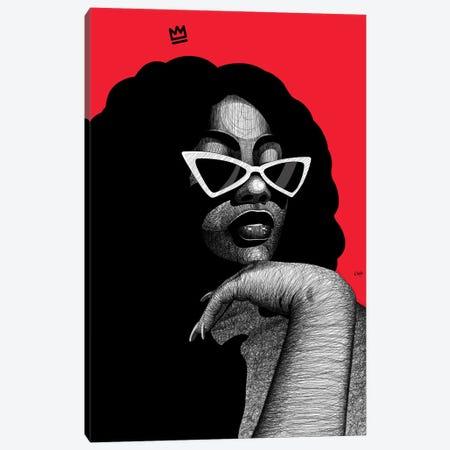 Yewande Canvas Print #TBJ45} by Ohab TBJ Art Print
