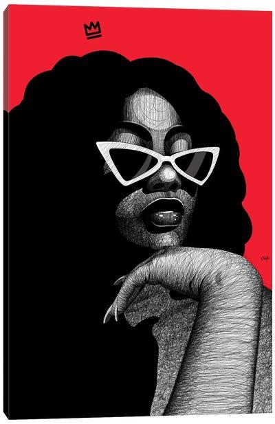Yewande Canvas Art Print
