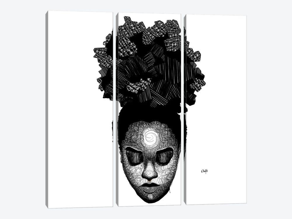 Fineapple by Ohab TBJ 3-piece Canvas Art Print