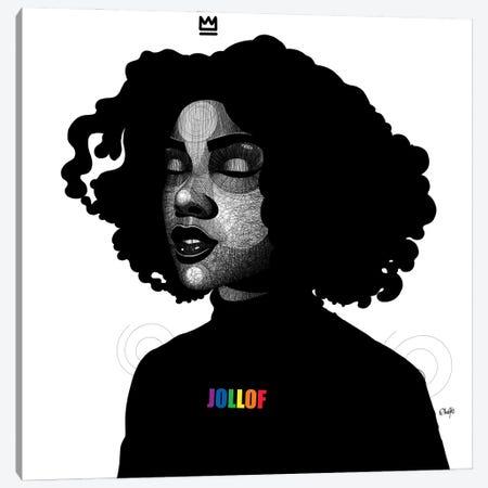 Jollof Canvas Print #TBJ56} by Ohab TBJ Canvas Wall Art
