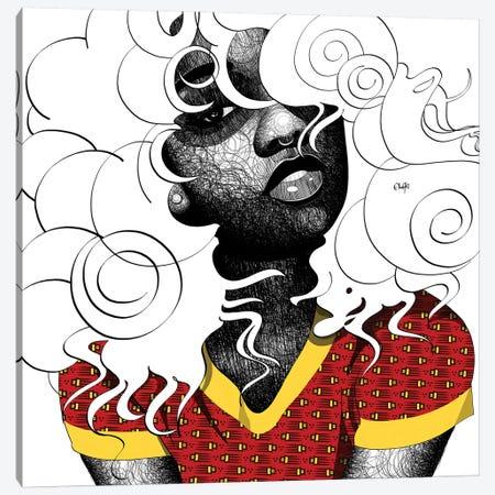 Aziza Canvas Print #TBJ5} by Ohab TBJ Canvas Wall Art