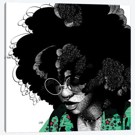 Ibukun Canvas Print #TBJ62} by Ohab TBJ Canvas Art