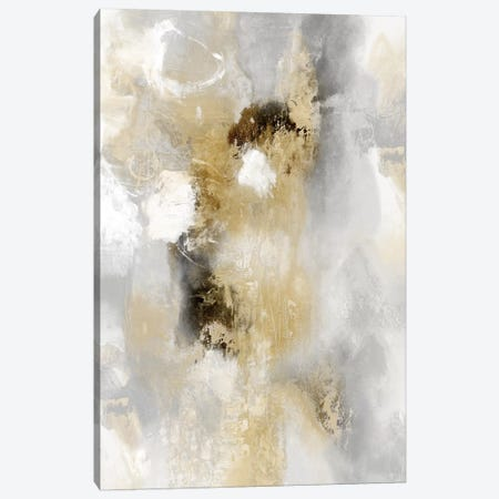 Irresistible Tan II Canvas Print #TBR10} by Tate Bridges Canvas Art Print