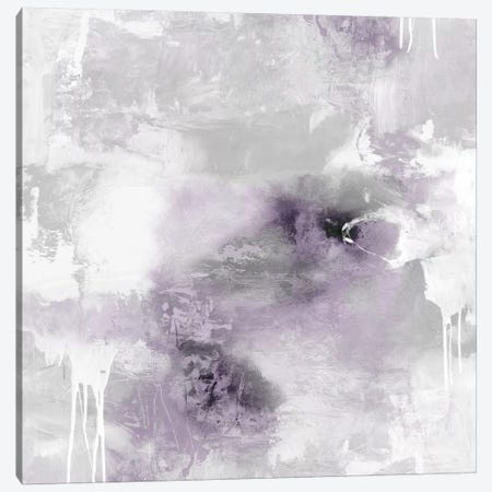 Irresistible Amethyst I Canvas Print #TBR1} by Tate Bridges Canvas Wall Art