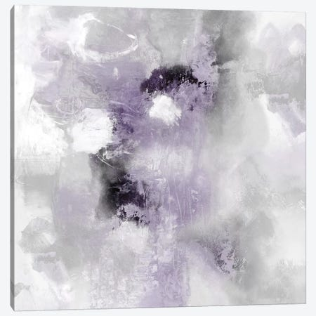 Irresistible Amethyst II Canvas Print #TBR2} by Tate Bridges Canvas Art