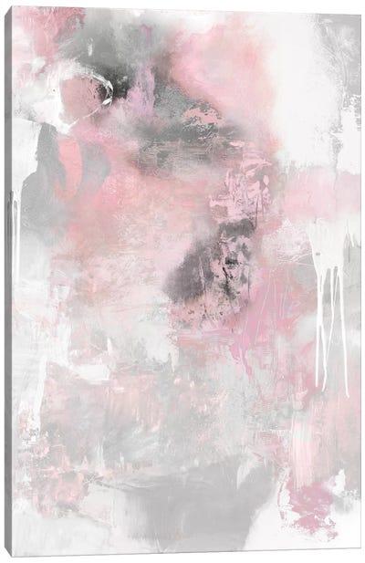 Irresistible Blush I Canvas Art Print