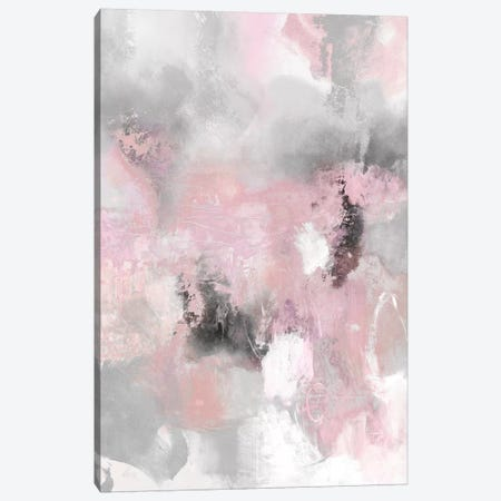 Irresistible Blush II Canvas Print #TBR6} by Tate Bridges Art Print
