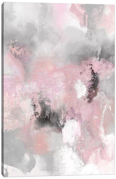 Irresistible Blush II Canvas Art Print