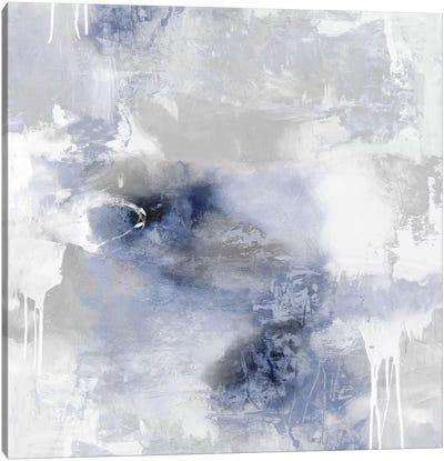 Irresistible Indigo I Canvas Art Print