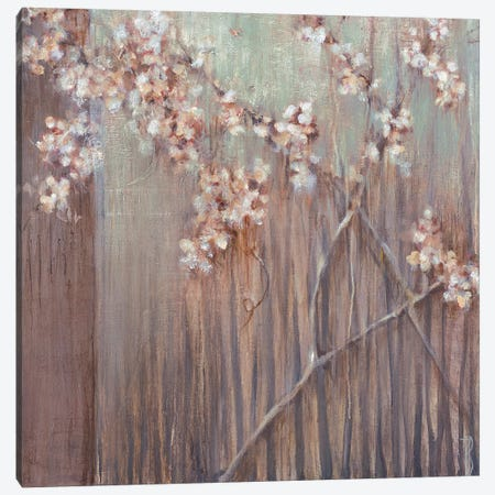 Spring Blossoms Canvas Print #TBU104} by Terri Burris Canvas Art Print