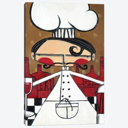 Vino 3-Piece Canvas #TBU113} by Terri Burris Canvas Art Print