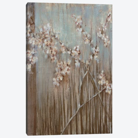 Spring Blossoms Canvas Print #TBU11} by Terri Burris Canvas Artwork