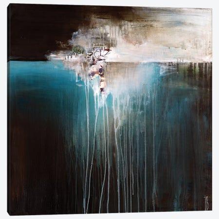 A World Elsewhere 3-Piece Canvas #TBU14} by Terri Burris Art Print