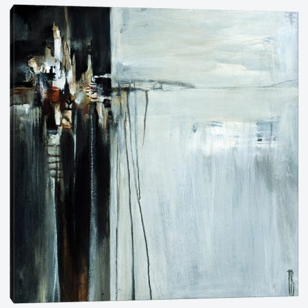 Across The Bridge Canvas Print #TBU15} by Terri Burris Canvas Print