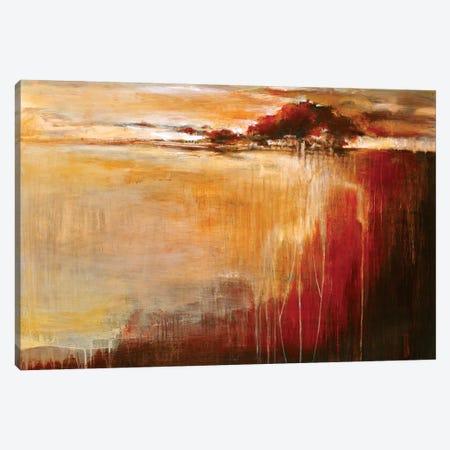 Bordeaux Light Canvas Print #TBU16} by Terri Burris Art Print