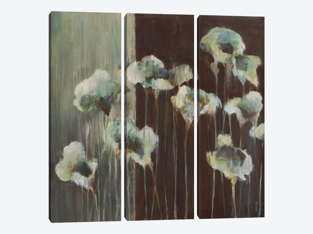 Azure by Terri Burris 3-piece Canvas Wall Art