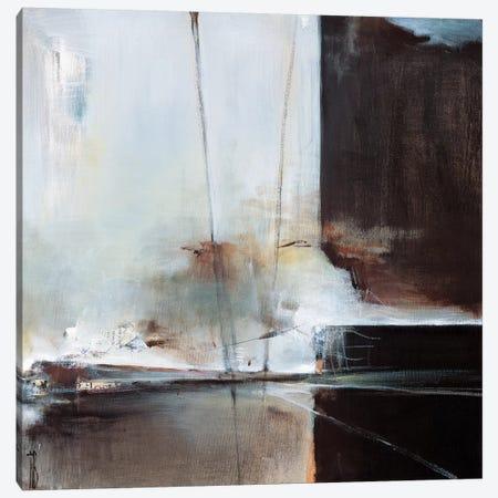 Vanishing Train 3-Piece Canvas #TBU23} by Terri Burris Art Print
