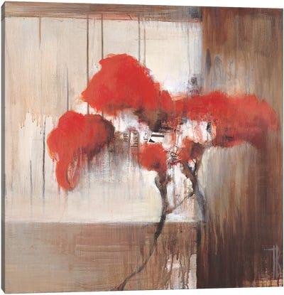 A Solitary Stem I Canvas Art Print