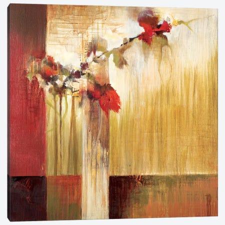 African Tulip Canvas Print #TBU27} by Terri Burris Canvas Art