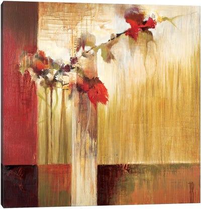 African Tulip Canvas Art Print