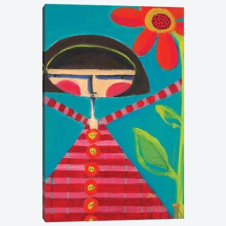 Bettie Canvas Print #TBU32} by Terri Burris Canvas Art