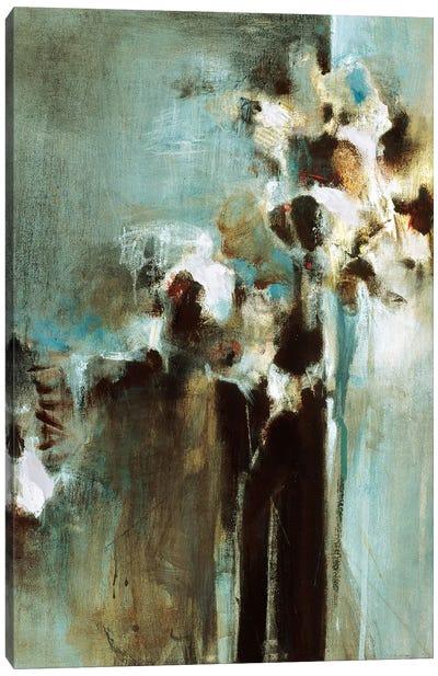 Blue Arrangement I Canvas Art Print