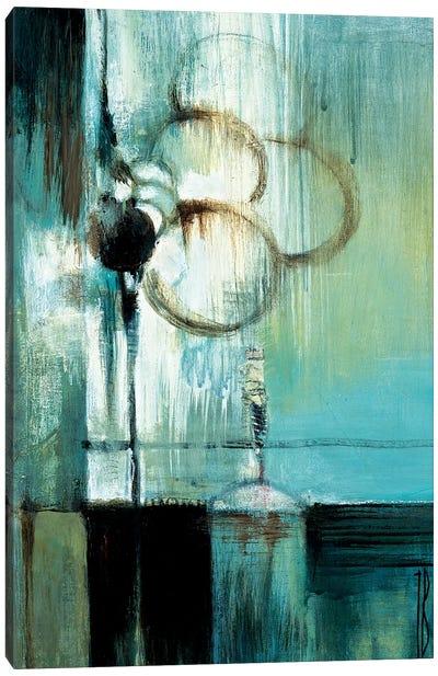 Blue Modern I Canvas Art Print