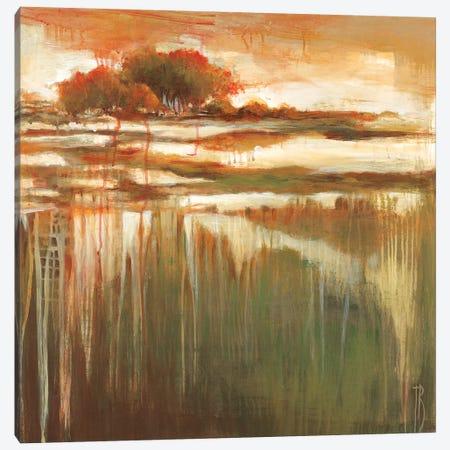 Cambria Fields I Canvas Print #TBU44} by Terri Burris Canvas Artwork