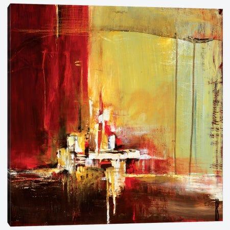 City with Color I Canvas Print #TBU48} by Terri Burris Canvas Print
