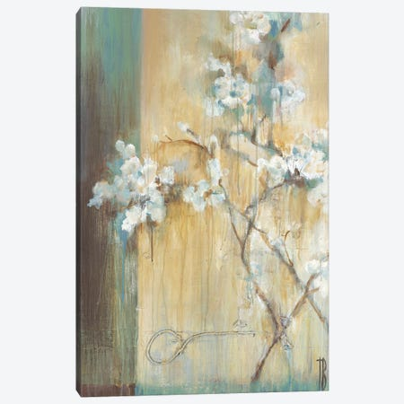 Crystal Branches Canvas Print #TBU54} by Terri Burris Canvas Print