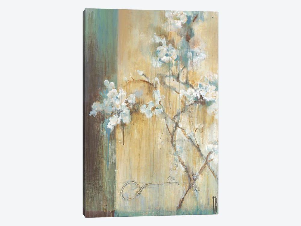 Crystal Branches by Terri Burris 1-piece Canvas Artwork