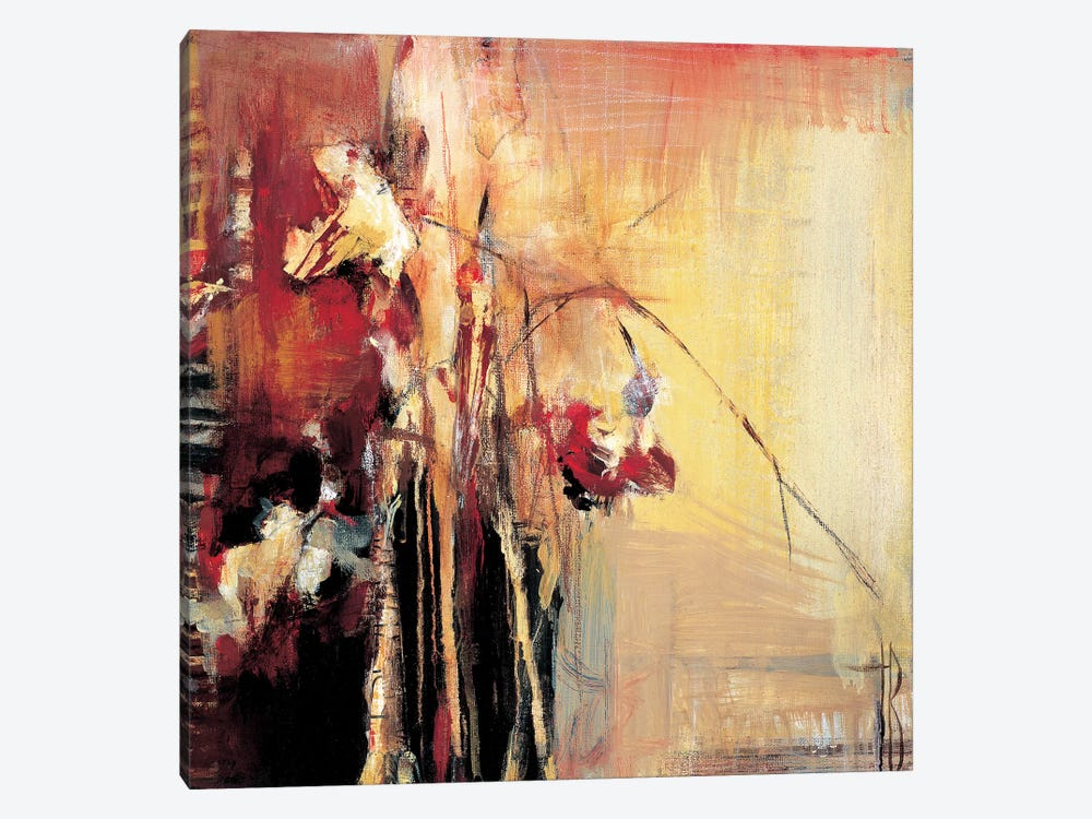 Intangible II by Terri Burris 1-piece Canvas Wall Art