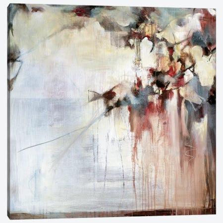 Disappearing Flowers Canvas Print #TBU60} by Terri Burris Canvas Art Print