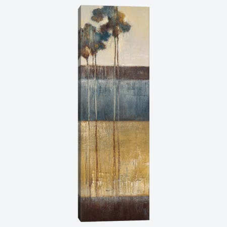 Palisade Palms II Canvas Print #TBU7} by Terri Burris Canvas Artwork