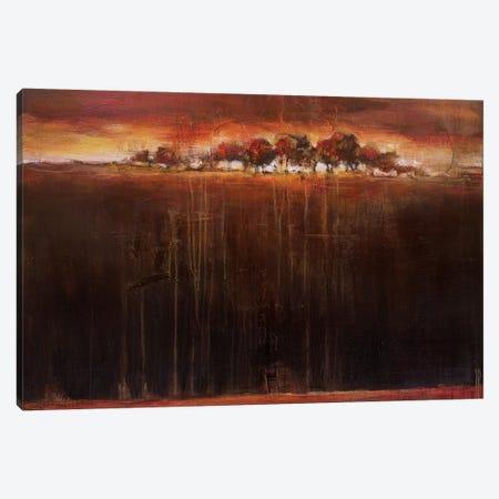 Orchard Glow Canvas Print #TBU86} by Terri Burris Canvas Art