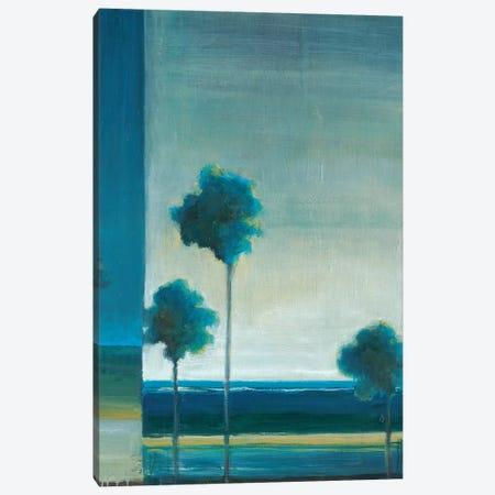 Pacific Shores  Canvas Print #TBU87} by Terri Burris Canvas Art