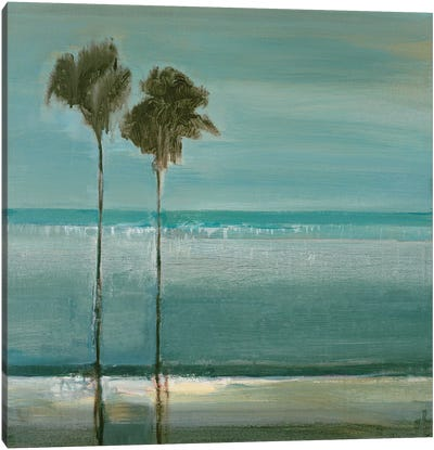 Paradise Cove Canvas Art Print