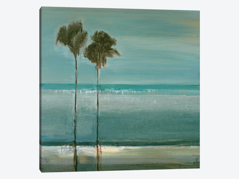 Paradise Cove by Terri Burris 1-piece Art Print