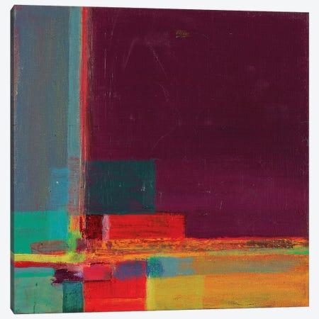 Perspectives in Color Marsala Canvas Print #TBU93} by Terri Burris Canvas Artwork