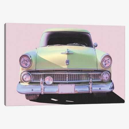 Vintage Ride VI 3-Piece Canvas #TBW32} by Thomas Brown Canvas Art