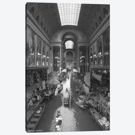 Inner Course Canvas Print #TBY12} by Thomas Barbey Canvas Artwork