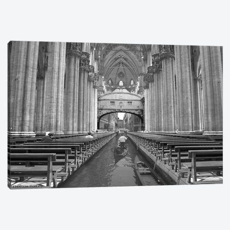 ODUOMOMIO Canvas Print #TBY15} by Thomas Barbey Art Print